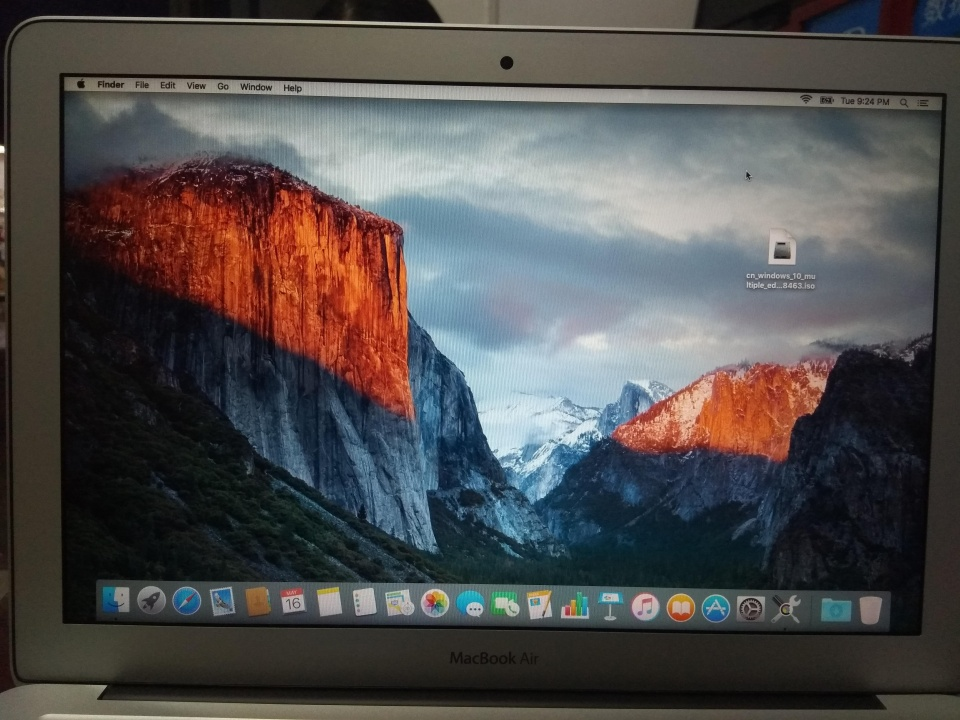 制作可以装苹果系统的U盘